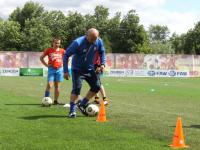 Мастер-класс латвийского тренера Кирилла Митина