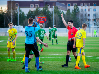 Электрон - Гатчина 7:0. Кубок Чемпионов МРО