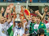 «Тосно» привезет Кубок России по футболу на «Электрон»