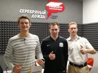 Интервью Дмитрия Михаленка радио