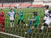 «Фаворит» из Выборга обыграл «Электрон» в Первенстве Ленобласти по футболу