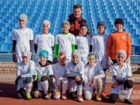 «Электрон-U10» занял второе место на Первенстве Великого Новгорода по футболу