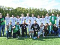 Футболисты «Электрона» - серебряные призеры регионального этапа первенства России среди команд III дивизиона
