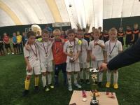 «Электрон U-8» выиграл серебряные и бронзовые медали турнира академии «Мегаполис»