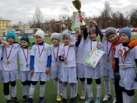 «Электрон U-8» пригласили на турнир в «Чертаново» после победы на «Кубке Пскова»