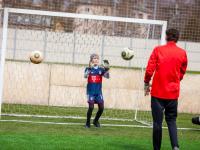 Первая тренировка вратарей спортшколы «Электрон» состоится 18 января