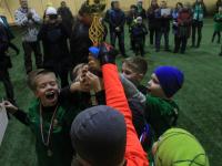 «Электрон» U-9 выиграл турнир Open Vsevolozhsk Cup