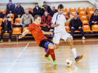 «Электрон» проиграл «Деловому Партнеру» в чемпионате области по мини-футболу