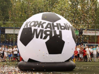 Регистрация участников регионального этапа турнира «Кожаный мяч» продлится до 1 июня