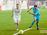 «Электрон» в дебютном матче Чемпионата Ленобласти обыграл «Фаворит» из Выборга – 1:0