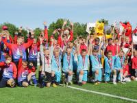 Итоги благотворительного детского футбольного турнира «Будь здоров»