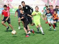 В воскресенье на стадионе «Электрон» состоится региональный этап Всероссийского фестиваля «Дворовый футбол»